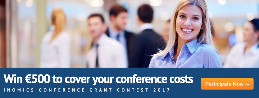 INOMICS Conference Grant Contest 2017 - Participate now!